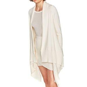 Zara Wraparound Long Cardigan